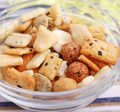Cookies of rice Royalty Free Stock Photos