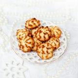 Cookies saborosos Foto de Stock Royalty Free