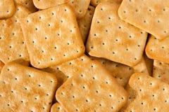 Cookies, Saltine cracker Royalty Free Stock Images