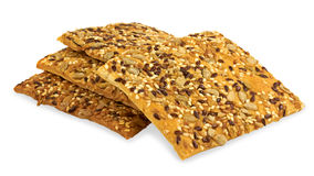 Cookies with sesame seeds Stock Photography