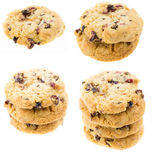Cookies set Stock Photography