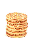 Cookies Stack Royalty Free Stock Photo