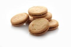 Cookies,Stack of cookies. Stock Photo