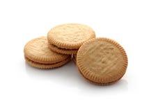 Cookies,Stack of cookies. Stock Photography