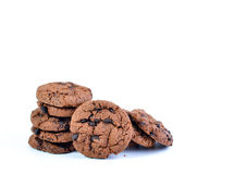 The Cookies Royalty Free Stock Photos