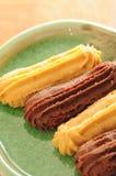 Cookies stick Royalty Free Stock Photos