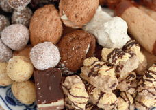 Cookies and sweets Stock Photos