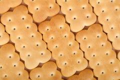 Cookies texture closeup Royalty Free Stock Photos
