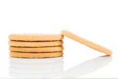 Cookies toast Stock Photo