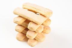 Cookies tower Stock Photos