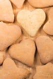 cookies valentine Στοκ Φωτογραφία