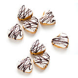 Cookies for Valentine's Stock Photo