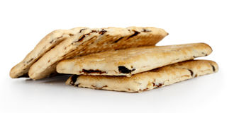 Cookies. On a white background Royalty Free Stock Image