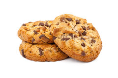 Cookies isolated Royalty Free Stock Photography