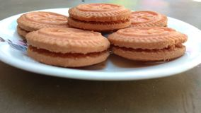 Cookies image royalty free stock images