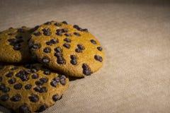 cookies, wonderful and useful food stock photos