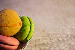 Cookies, wonderful and useful food stock image