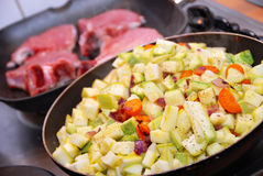 Cooking Royalty Free Stock Photos