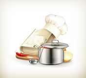 Cooking royalty free illustration