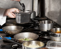 Cooking Royalty Free Stock Images