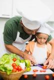 cooking Imagen de archivo libre de regalías