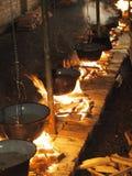 cooking Royalty-vrije Stock Afbeeldingen