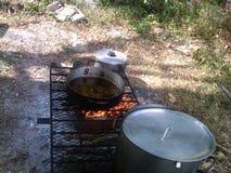 cooking Fotografía de archivo