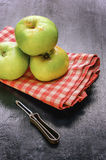 Cooking Apples Stock Image
