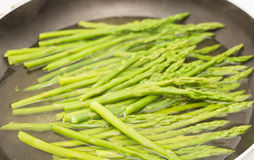 Cooking Asparagus Stock Photos