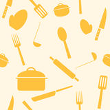 Cooking background Royalty Free Stock Photography