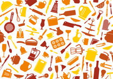 Cooking background Stock Images