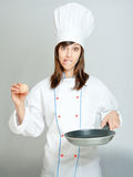 Cooking basics Stock Image
