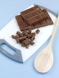 Cooking Chocolate Royalty Free Stock Photography