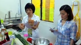 Cooking Class Royalty Free Stock Photos