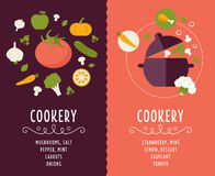 Cooking collection composition Stock Photo