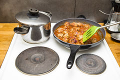 Free Cooking Dinner Royalty Free Stock Image - 42837696