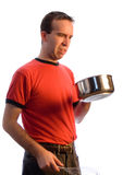 Cooking Disaster Stock Photography