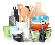 Cooking equipment Stock Image