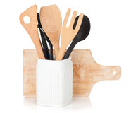 Cooking equipment Royalty Free Stock Image