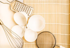 Cooking Equipment. Asian food, cooking equipment, such as Japan Stock Photography