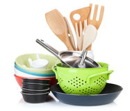 Cooking equipment Royalty Free Stock Photography
