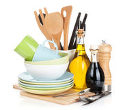 Cooking equipment Stock Images