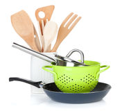Cooking equipment Stock Photography