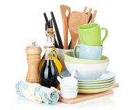 Cooking equipment Royalty Free Stock Images