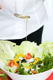 Cooking food Royalty Free Stock Photography
