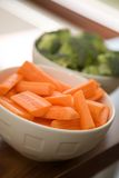 Cooking healthy food stock images
