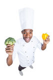 Cooking healthy food. Stock Photo