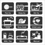 Cooking Icon Royalty Free Stock Image