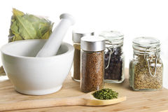 Cooking ingredients Stock Photography