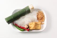 Cooking ingredients Stock Image